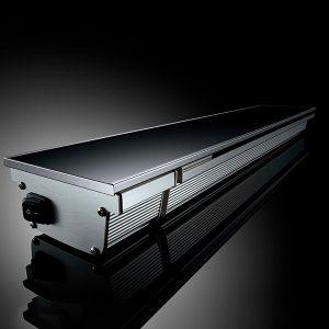 Calefactor Radiante de exteriores modelo RELAX GLASS