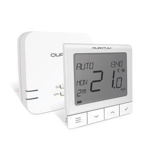 Calefactor radiante modelo VH04848 y termostato WQ610RF