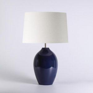 Lámpara de mesa Parma Azul
