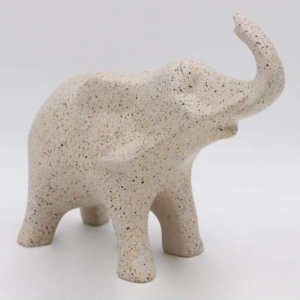 DUO FACETED ELEPHANT
